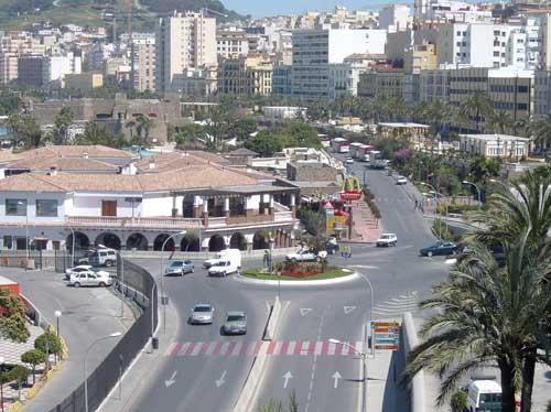 Poblado marinero de ceuta gu a tur stica de ceuta - Cines puerto deportivo getxo ...